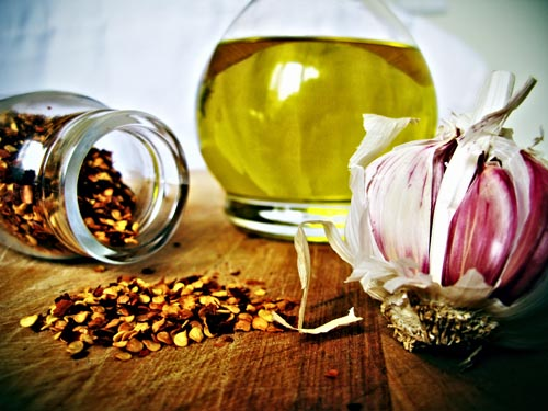 aglio, olio e pepperoncino